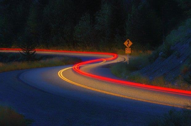 Using shutter speed to improve creativity