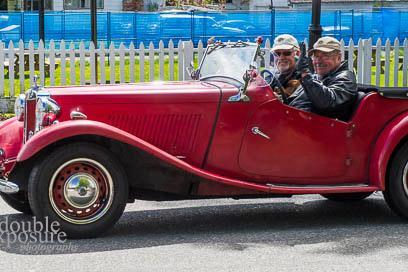 British Car Show, Fort Langley