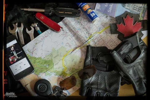 Essential Items for Motorcycle Ride