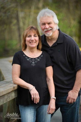 Happy 40th Anniversary to Mike and Jeanette!