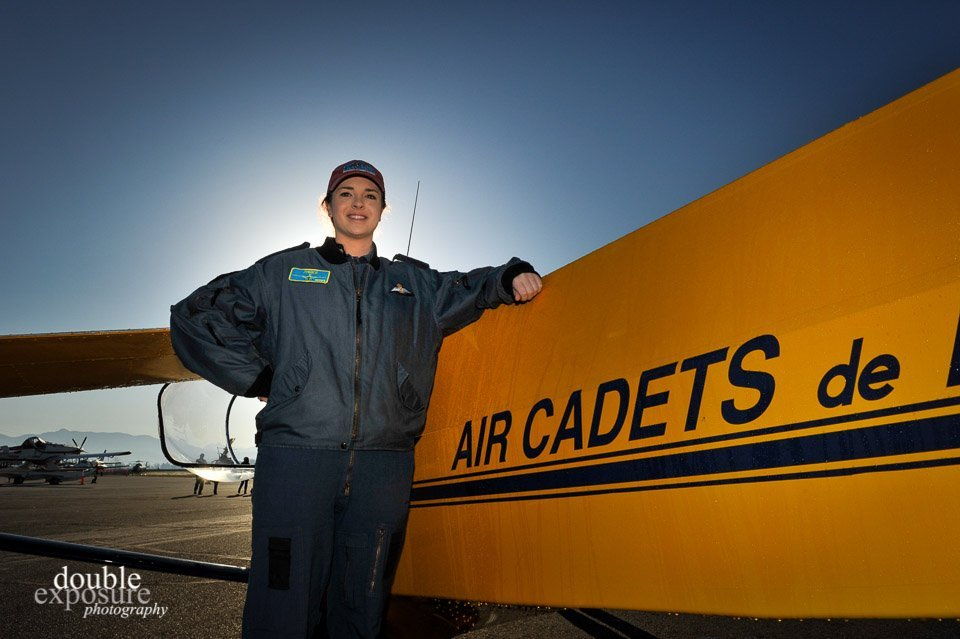 Air Cadets provide great entry points into the life of an aviator.