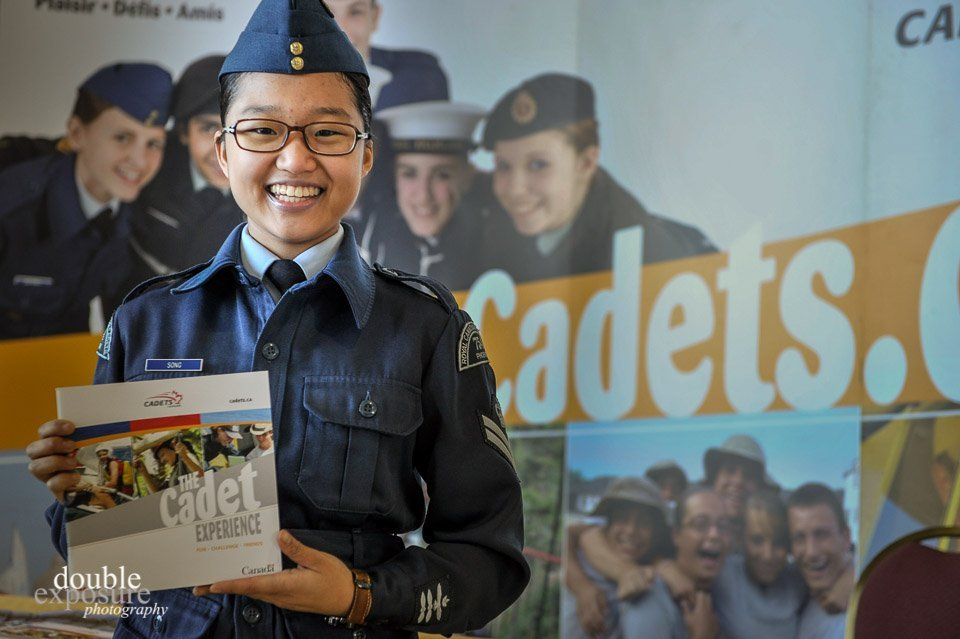 Air Cadets, there's no life like it!