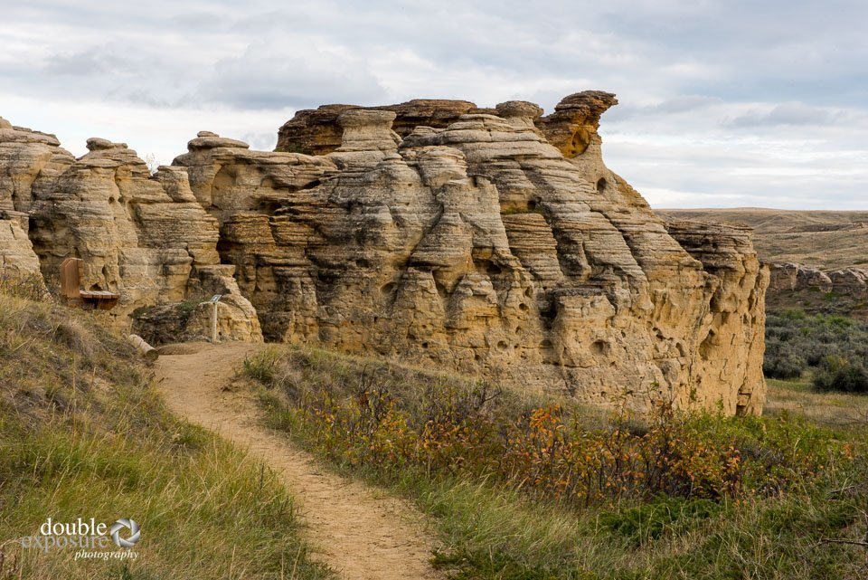 Walking among the stones is easy but you could get lost if you venture off the trails.