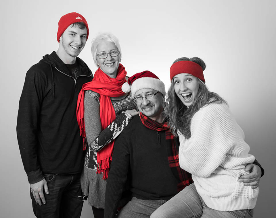 family christmas cards