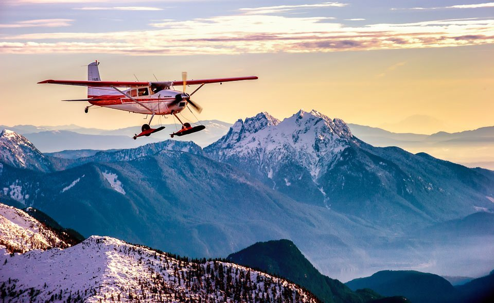 The first day of 2015 had me in the air over the Fraser Valley, photographing this airplane. Thanks to friend and photographer, Rick Church.