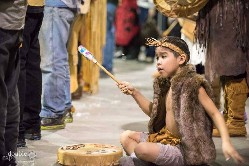 Children and elders love the Hobiyee celebration