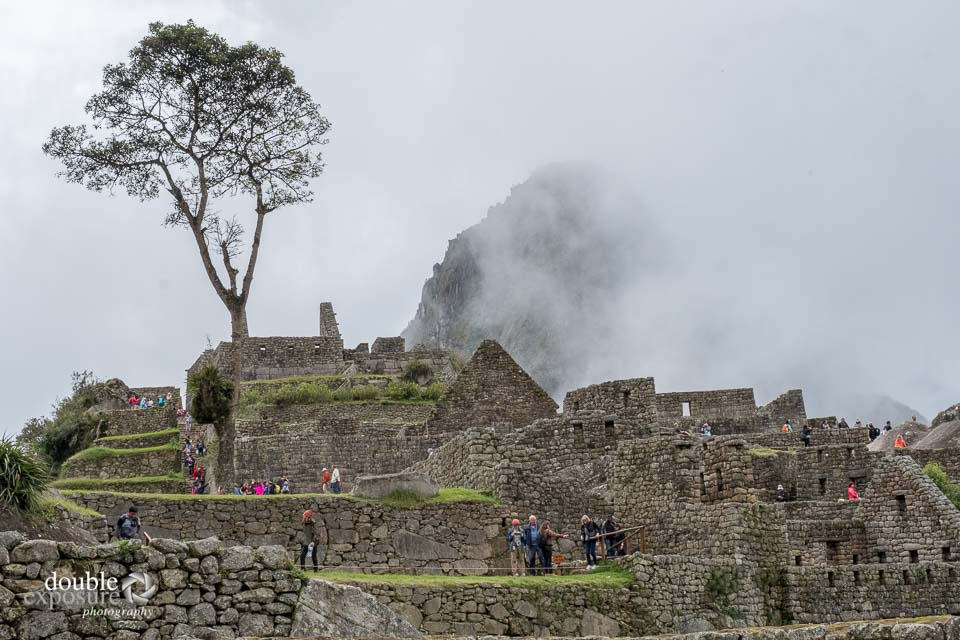 Inca stone structures were built to last.