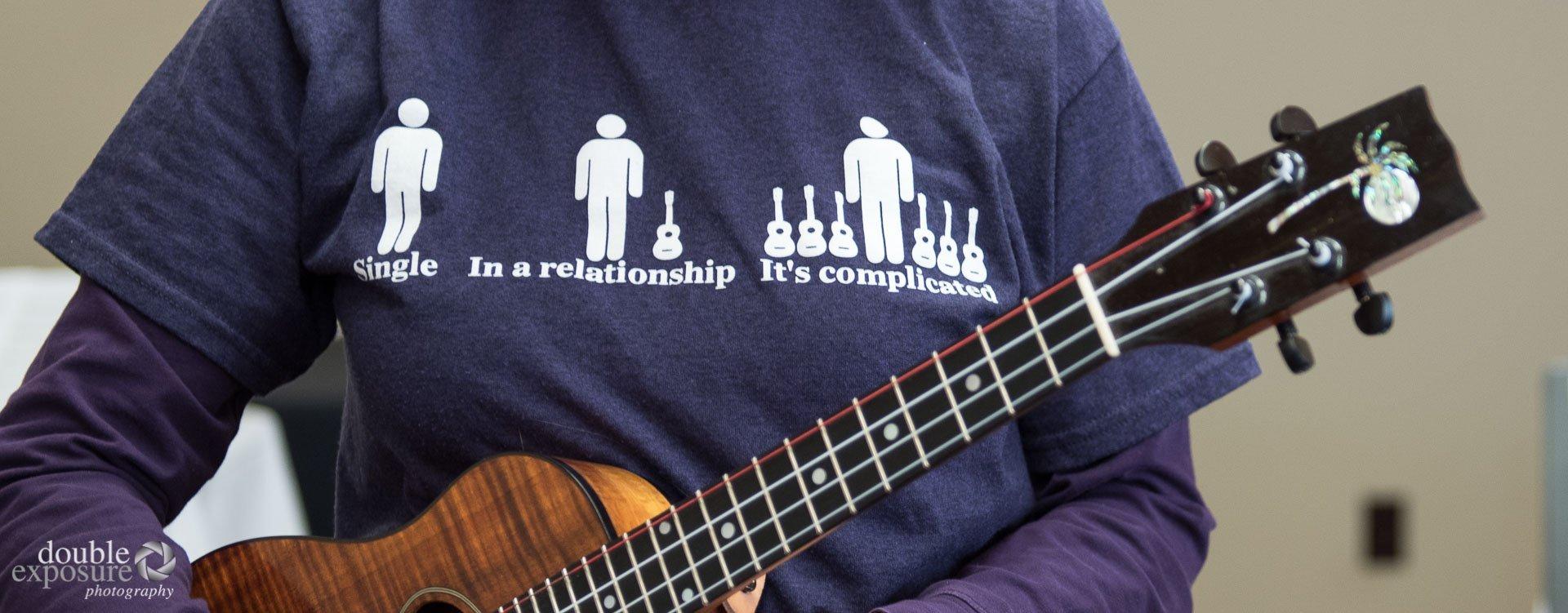 musical t shirt