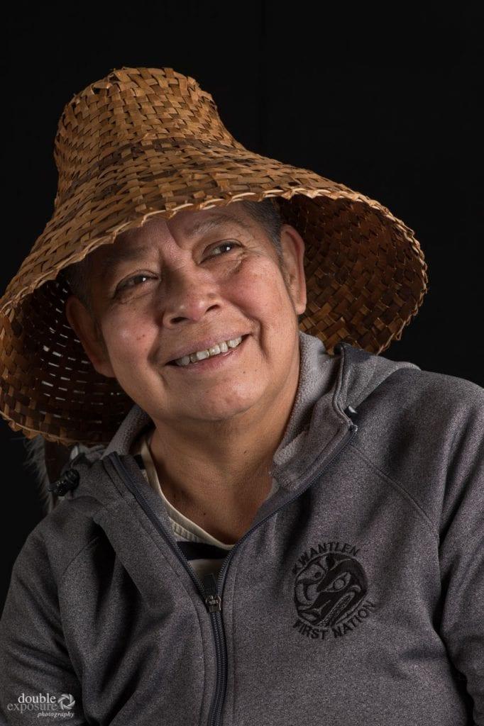 First Nations elder.