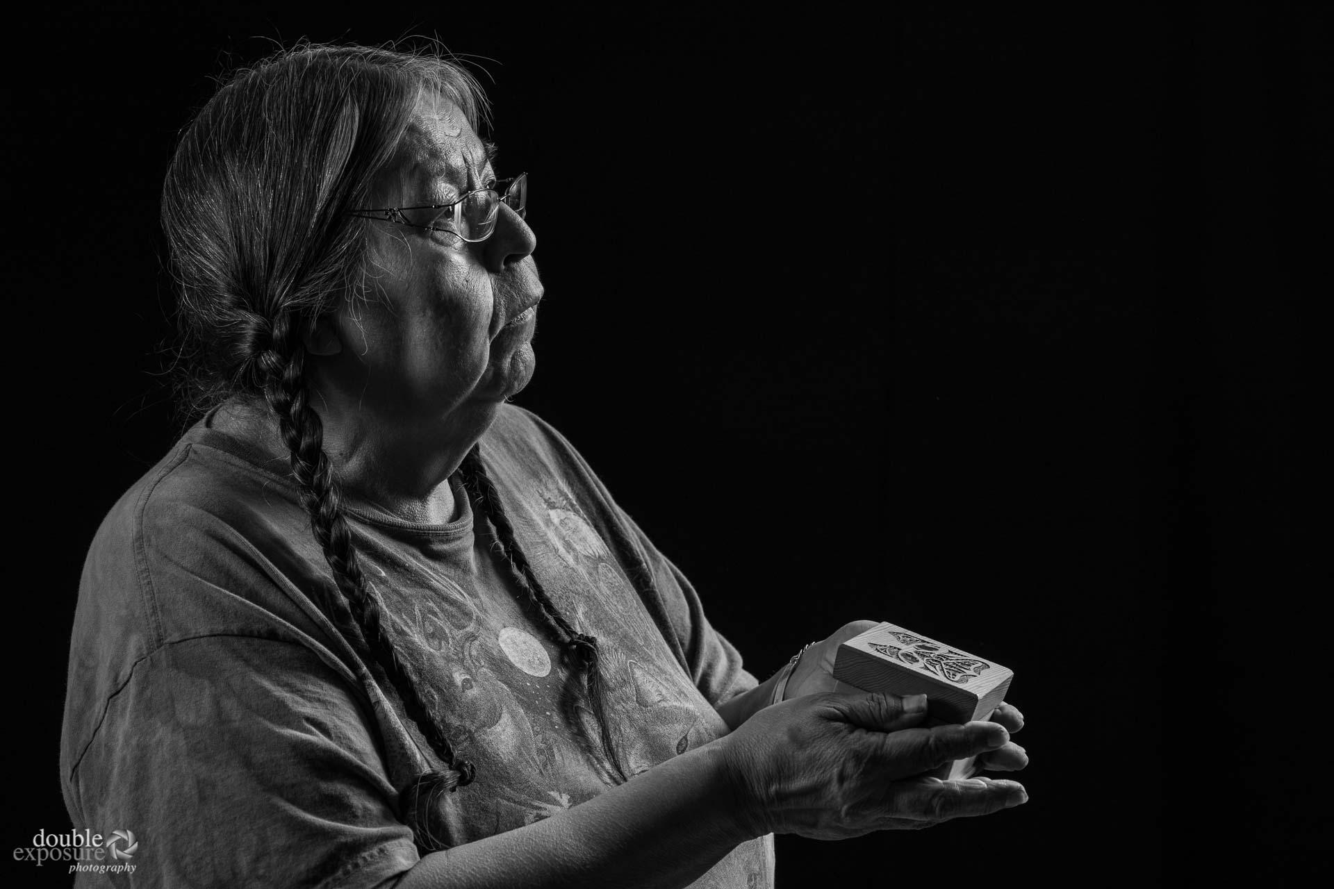teacher of aboriginal culture