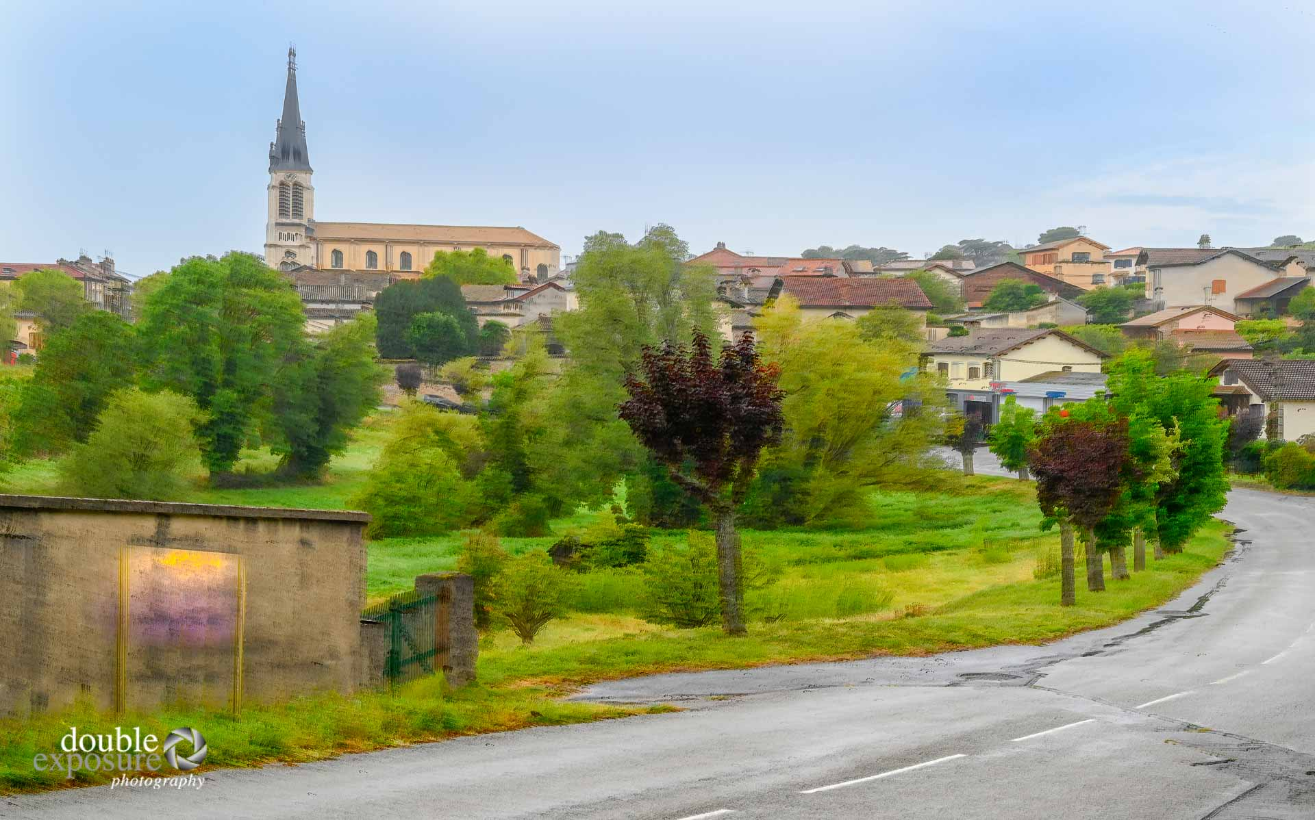 A town in the Beaujolais region.